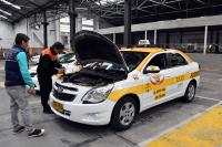 Taxis con sistema de cobro electrónico