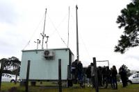 Estaciones de monitoreo de la calidad del aire