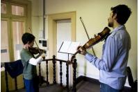 Escuela de música_violín