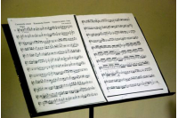 Escuela de Música_Partitura