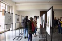 """Exposición de dibujos y grabados """"Juventudes y mundo del trabajo hoy"""""""