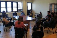 Reunión del Centro de Desarrollo Económico Local de Casavalle con instituciones culturales zonales