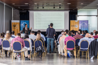 Participacion en escuela de resiliencia de latinoamerica