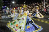 Desfile escuelas de samba