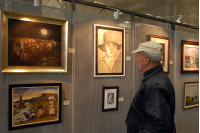 Exposición Artes Plásticas