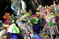 Desfile de Carnaval avda. 18 de Julio