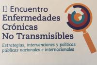 II Encuentro de Enfermedades Crónicas no transmisibles 1
