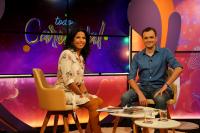 Conductores de  Todo Carnaval, programa de TV Ciudad