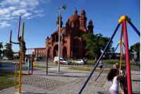 Inauguración Plaza Mirador del Cerrito de la Victoria