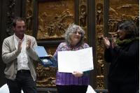 Rita Segato es declarada Visitante Ilustre de Montevideo