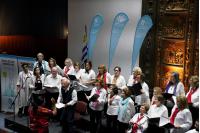 Apertura del festival de coros de personas mayores