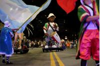 Desfile inaugural del Carnaval 2019
