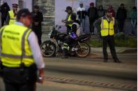 Operativo de transito en Instrucciones y Mendoza