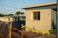 Entrega de viviendas en el barrio Mailhos