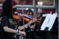 Un instrumento, un niño, proyecto del Presupuesto Participativo