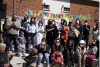 Inauguración y recorrida por obras del proyecto La Paloma