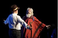 Presentación de obra de teatro del  Espacio Generacciones