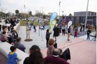 Inauguración de la Plaza de Palos