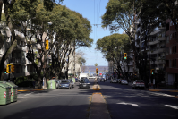 Reformas en Avenida Brasil