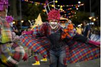 Desfile inaugural del Carnaval 2020