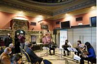 Homenaje a Carlos Gardel a 100 años de su documento uruguayo.