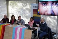 Lanzamiento del mes de la diversidad