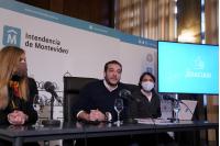 Presentación de proyecto del primer Ecocentro de Montevideo