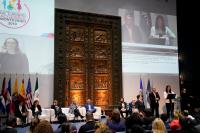 Apertura de la III Cumbre Iberoamericana de Turismo Accesible