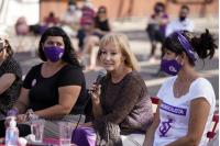 Conmemoración del Día Internacional de la Mujer Trabajadora en Las Pioneras