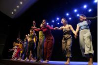 Encuentro de danza de la Movida Joven