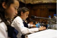 Apertura del Parlamento de Niñas, Niños y Adolescentes