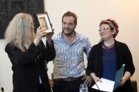 Declaración de Visitante Ilustre a Patti Smith