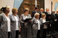 Coro de personas mayores