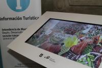 Nueva pantalla Touch de información turística en MAM