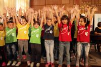 Firma de convenio con Codicen por el Parlamento de niños, niñas y adolescentes