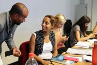 Curso de idioma español para migrantes