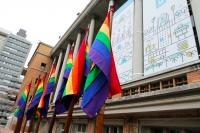 Banderas LGTBI en IM