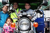 Sustitución de vehículos tirados a caballos por motocarros