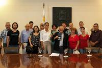 Declaración de Ciudadano Ilustre a Jorge Bingert