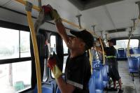 Protocolo de limpieza ómnibus UCOT