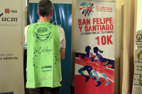 Lanzamiento de la carrera San Felipe y Santiago