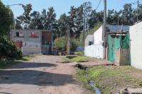 Recorrida en barrio La Carbonera