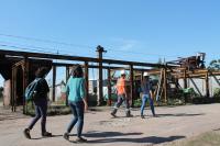Comienzo de obras en el barrio La Carbonara en el marco del Plan ABC