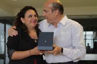 Marcela Turati es Visitante Ilustre