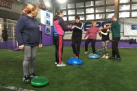 Actividades deportivas para personas con discapacidad