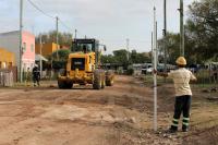 Obras en Las Cabañitas en el marco del plan ABC