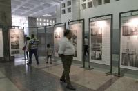 Exposición de arquitectura de Beltrán Arbeleche y Miguel A. Canabe
