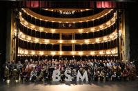 Elenco de la Banda Sinfónica de Montevideo