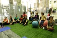 Lanzamiento del Dia internacional del Pilates