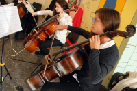 Orquesta infantil